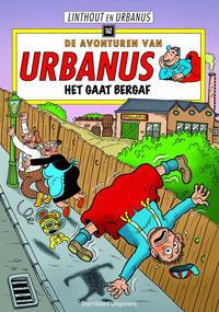 Cover Thumbnail for De avonturen van Urbanus (Standaard Uitgeverij, 1996 series) #162 - Het gaat bergaf