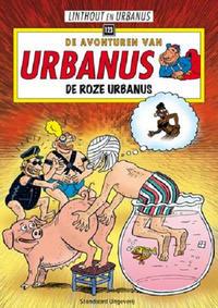 Cover Thumbnail for De avonturen van Urbanus (Standaard Uitgeverij, 1996 series) #123 - De roze Urbanus [Eerste druk (2007)]