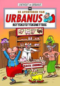Cover Thumbnail for De avonturen van Urbanus (Standaard Uitgeverij, 1996 series) #163 - Retteketettekenetteke