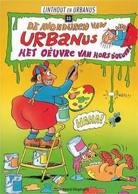 Cover Thumbnail for De avonturen van Urbanus (Standaard Uitgeverij, 1996 series) #33 - Het oeuvre van Hors d'Oeuvre