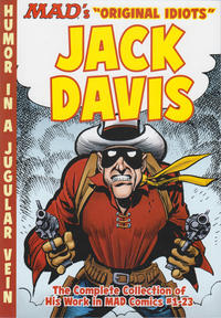 Cover Thumbnail for Mad's Original Idiots Jack Davis (EC, 2015 series)