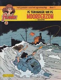 Cover Thumbnail for Franka (Big Balloon, 1991 series) #3 - De terugkeer van de Noorderzon