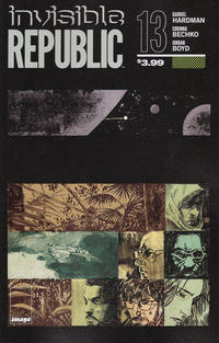 Cover Thumbnail for Invisible Republic (Image, 2015 series) #13