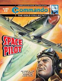 Cover Thumbnail for Commando (D.C. Thomson, 1961 series) #4924