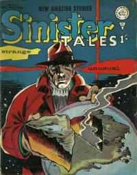 Cover Thumbnail for Sinister Tales (Alan Class, 1964 series) #34