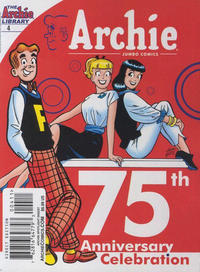 Cover Thumbnail for Archie Spotlight Digest: Archie 75th Anniversary Digest (Archie, 2016 series) #4