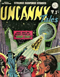 Cover Thumbnail for Uncanny Tales (Alan Class, 1963 series) #4