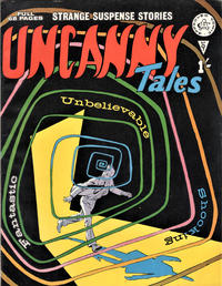 Cover Thumbnail for Uncanny Tales (Alan Class, 1963 series) #9