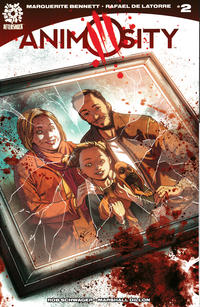 Cover Thumbnail for Animosity (AfterShock, 2016 series) #2
