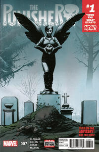 Cover Thumbnail for The Punisher (Marvel, 2016 series) #7