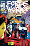 Cover Thumbnail for Force Works (1994 series) #1 [Newsstand]
