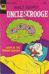 Cover Thumbnail for Uncle Scrooge (1963 series) #112 [Whitman Variant]