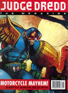 Cover for Judge Dredd the Megazine (Fleetway Publications, 1992 series) #13