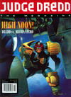 Cover for Judge Dredd the Megazine (Fleetway Publications, 1992 series) #17