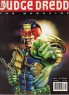 Cover for Judge Dredd the Megazine (Fleetway Publications, 1992 series) #20