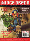 Cover for Judge Dredd the Megazine (Fleetway Publications, 1992 series) #27