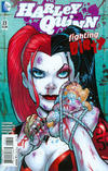 Cover for Harley Quinn (DC, 2014 series) #23 [Amanda Conner Cover Variant]