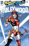 Cover for Harley Quinn (DC, 2014 series) #20 [Blue Retailer Variant]