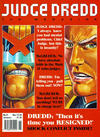 Cover for Judge Dredd the Megazine (Fleetway Publications, 1992 series) #41
