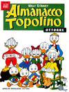 Cover for Almanacco Topolino (Arnoldo Mondadori Editore, 1957 series) #34