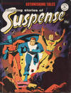 Cover for Amazing Stories of Suspense (Alan Class, 1963 series) #240