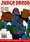 Cover for Judge Dredd the Megazine (Fleetway Publications, 1992 series) #49