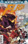 Cover for The Flash (DC, 2016 series) #13 [Carmine Di Giandomenico Cover]