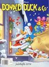 Cover for Donald Duck & Co julehefte (Hjemmet / Egmont, 1968 series) #2016 [Bokhandelutgave]