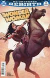 Cover for Wonder Woman (DC, 2016 series) #13 [Jenny Frison Variant Cover]