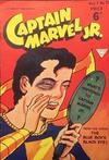 Cover for Captain Marvel Jr. (L. Miller & Son, 1953 series) #11