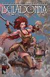 Cover for Belladonna (Avatar Press, 2015 series) #1 [Viking Vixens - Matt Martin]