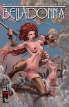 Cover for Belladonna (Avatar Press, 2015 series) #1 [Viking Vixens Nude - Matt Martin]