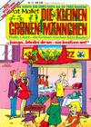 Cover for Die kleinen grünen Männchen (Condor, 1983 series) #13