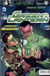 Cover for Green Lantern (Editorial Televisa, 2012 series) #6