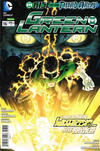 Cover for Green Lantern (Editorial Televisa, 2012 series) #16