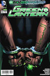 Cover for Green Lantern (Editorial Televisa, 2012 series) #17