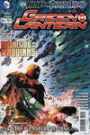 Cover for Green Lantern (Editorial Televisa, 2012 series) #21