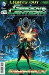 Cover for Green Lantern (Editorial Televisa, 2012 series) #25