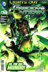 Cover for Green Lantern (Editorial Televisa, 2012 series) #26