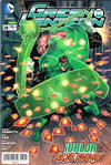 Cover for Green Lantern (Editorial Televisa, 2012 series) #28