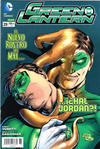 Cover for Green Lantern (Editorial Televisa, 2012 series) #29