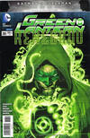Cover for Green Lantern (Editorial Televisa, 2012 series) #39