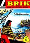 Cover for Brik (Lehning, 1962 series) #50