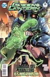 Cover for Green Lantern (Editorial Televisa, 2012 series) #46