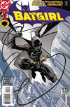 Cover for Batgirl (DC, 2000 series) #1 [Second Printing]