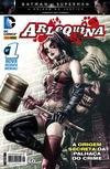 Cover for Arlequina (Panini Brasil, 2016 series) #1