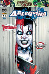 Cover for Arlequina (Panini Brasil, 2016 series) #4
