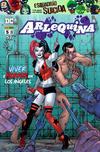 Cover for Arlequina (Panini Brasil, 2016 series) #5
