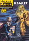 Cover for Illustrierte Klassiker [Classics Illustrated] (Norbert Hethke Verlag, 1991 series) #36 - Hamlet