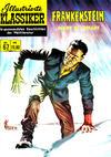 Cover for Illustrierte Klassiker [Classics Illustrated] (Norbert Hethke Verlag, 1991 series) #67 - Frankenstein